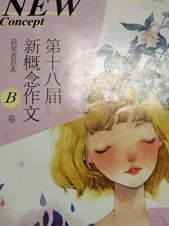 飞扬:第十八届新概念作文获奖者范本B卷