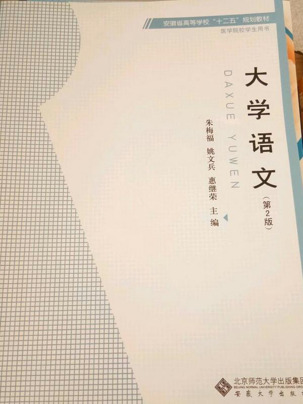 大学语文(第2版)